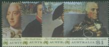AUS SG1019-22 Convicts set of 4